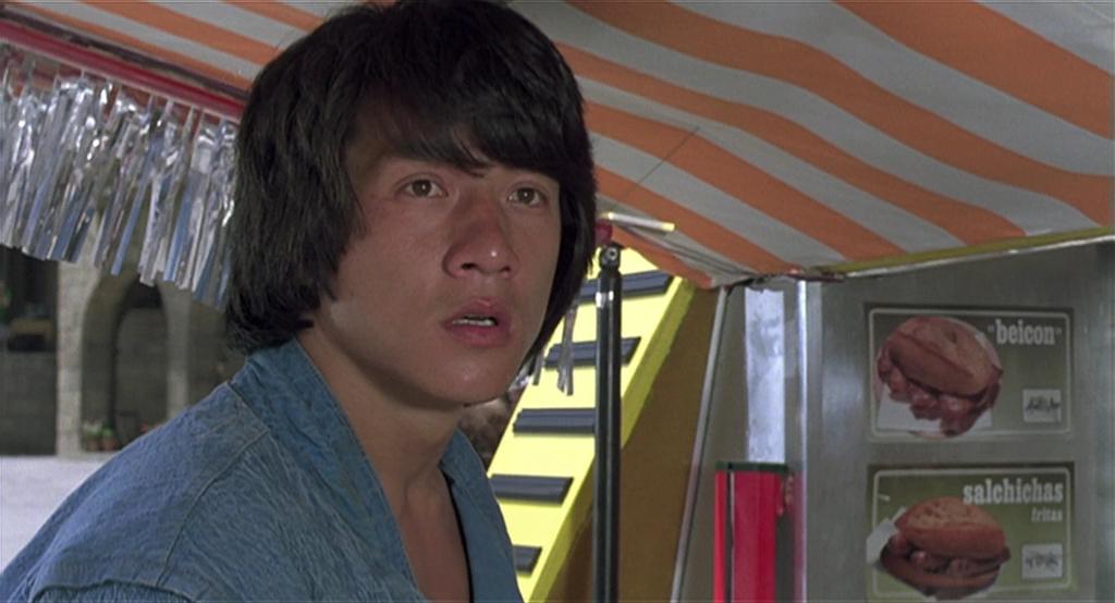 Закусочная на колесах / Kuai can che (1984) BDRip-AVC