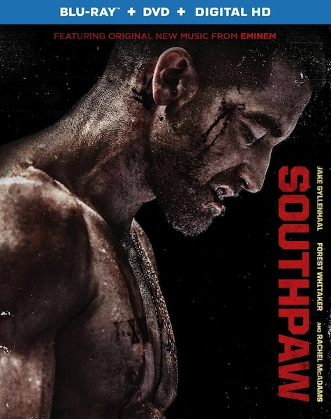Левша / Southpaw (2015) BDRip 720p | iPad | iTunes