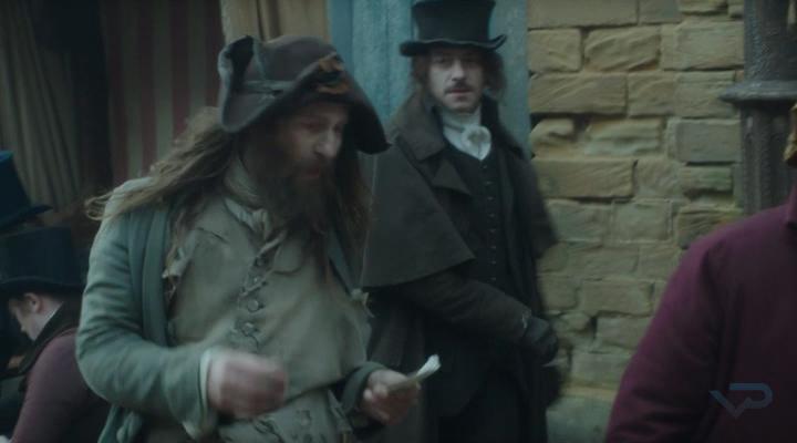 Джонатан Стрендж и мистер Норрелл / Jonathan Strange and Mr Norrell (1 сезон: 1-6 серии из 7) (2015) HDTVRip | ViruseProject
