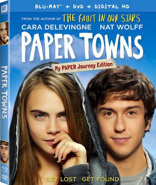Бумажные города / Paper Towns (2015) BDRip 720p | iPad | iTunes