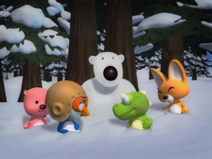 Пингвиненок Пороро [01 сезон: 01-52 из 52] | DVDRip | лицензия