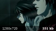 ������� ������: ������� ���� / Death Note Rewrite: The Visualizing God (2007) HDTV 720p | Sub