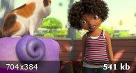 Дом / Home (2015) BDRip | DUB | Лицензия